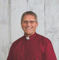 Rev. Pierre Leroux, CACII