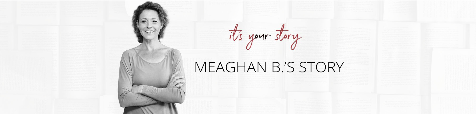 meaghan b story header